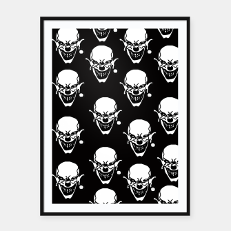 Thumbnail image of Cranium Framed poster, Live Heroes