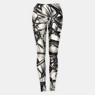 Thumbnail image of Abstract Stones Leggings, Live Heroes