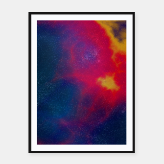 Thumbnail image of Space Dream  Framed poster, Live Heroes
