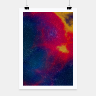 Thumbnail image of Space Dream  Poster, Live Heroes