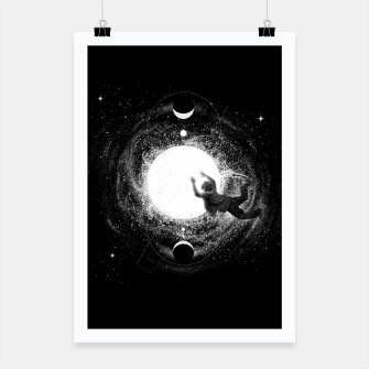 Thumbnail image of Light burst Poster, Live Heroes