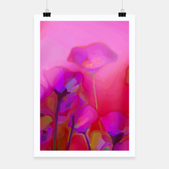 Thumbnail image of Spring Blush Poster, Live Heroes