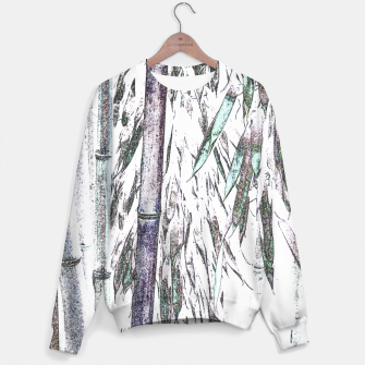 Thumbnail image of Bamboo Forest  Sweater, Live Heroes