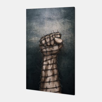 Hard Religion Canvas thumbnail image