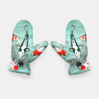 Thumbnail image of Koi pond Gloves, Live Heroes