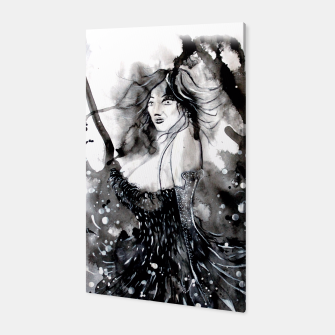 Bride of the night Canvas thumbnail image