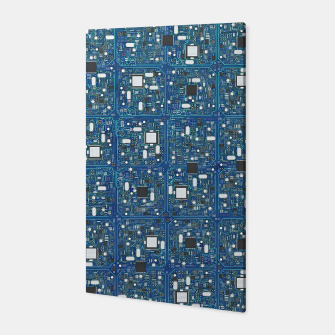 Thumbnail image of Ultimate circuit board Canvas, Live Heroes