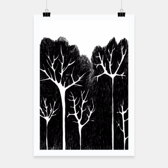 Thumbnail image of Trees Poster, Live Heroes