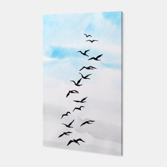 Thumbnail image of Birds Canvas, Live Heroes