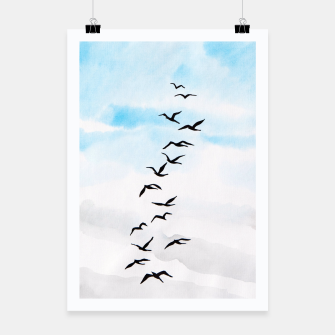 Thumbnail image of Birds Poster, Live Heroes