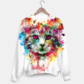 Thumbnail image of cat II Sweater, Live Heroes