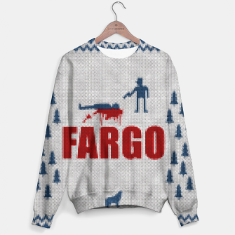 Thumbnail image of  Fargo - Minimal Alternative Movie / TV series Poster Sweater, Live Heroes