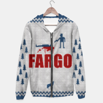 Thumbnail image of  Fargo - Minimal Alternative Movie / TV series Poster Hoodie, Live Heroes