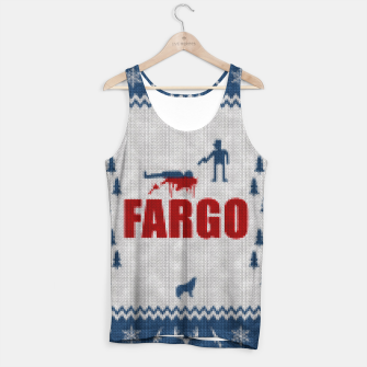 Thumbnail image of  Fargo - Minimal Alternative Movie / TV series Poster Tank Top, Live Heroes
