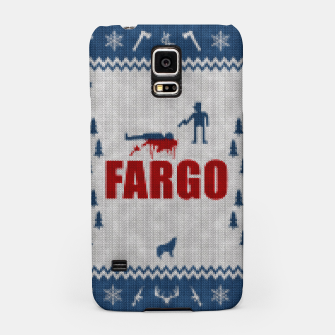 Thumbnail image of  Fargo - Minimal Alternative Movie / TV series Poster Samsung Case, Live Heroes