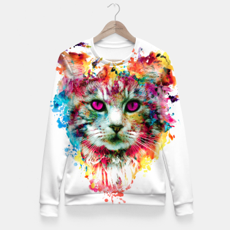 Thumbnail image of cat II Fitted Waist Sweater, Live Heroes