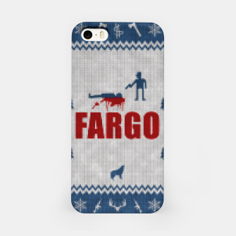 Thumbnail image of  Fargo - Minimal Alternative Movie / TV series Poster iPhone Case, Live Heroes