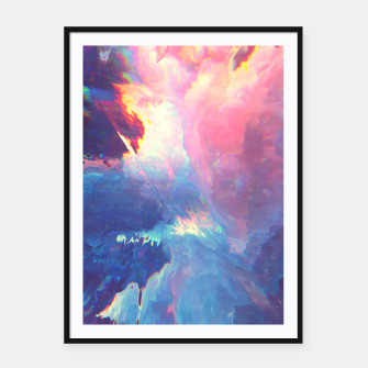 Thumbnail image of Mood Framed poster, Live Heroes