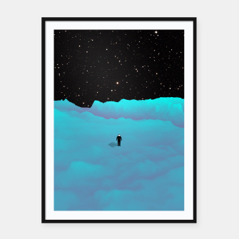 Thumbnail image of Pluto Framed poster, Live Heroes
