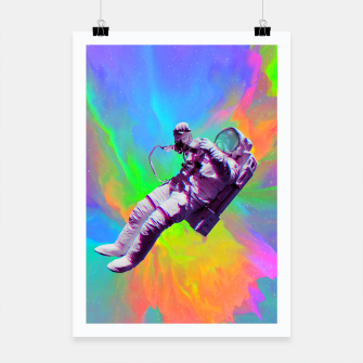 Thumbnail image of Floating Poster, Live Heroes