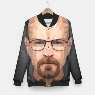 Thumbnail image of Walter White - Portrait - Low Poly Baseball Jacket, Live Heroes