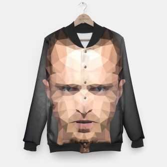Thumbnail image of Jesse Pinkman - Portrait - Low Poly Baseball Jacket, Live Heroes