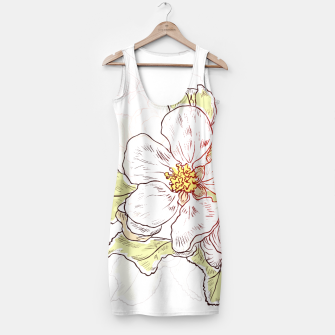 Thumbnail image of Pretty Summer Flowers Simple Dress, Live Heroes