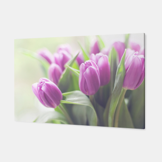 Thumbnail image of Tulips Canvas, Live Heroes