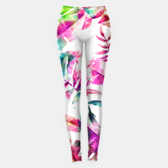 Miniaturka Tropical Leggings, Live Heroes