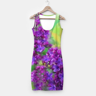Thumbnail image of Watercolor Lilac Simple Dress, Live Heroes