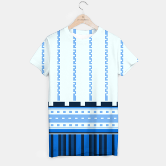 Thumbnail image of Blue Industry T-shirt, Live Heroes