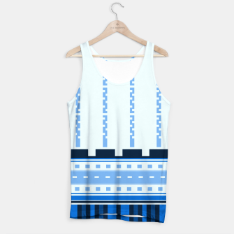 Thumbnail image of Blue Industry Tank Top, Live Heroes