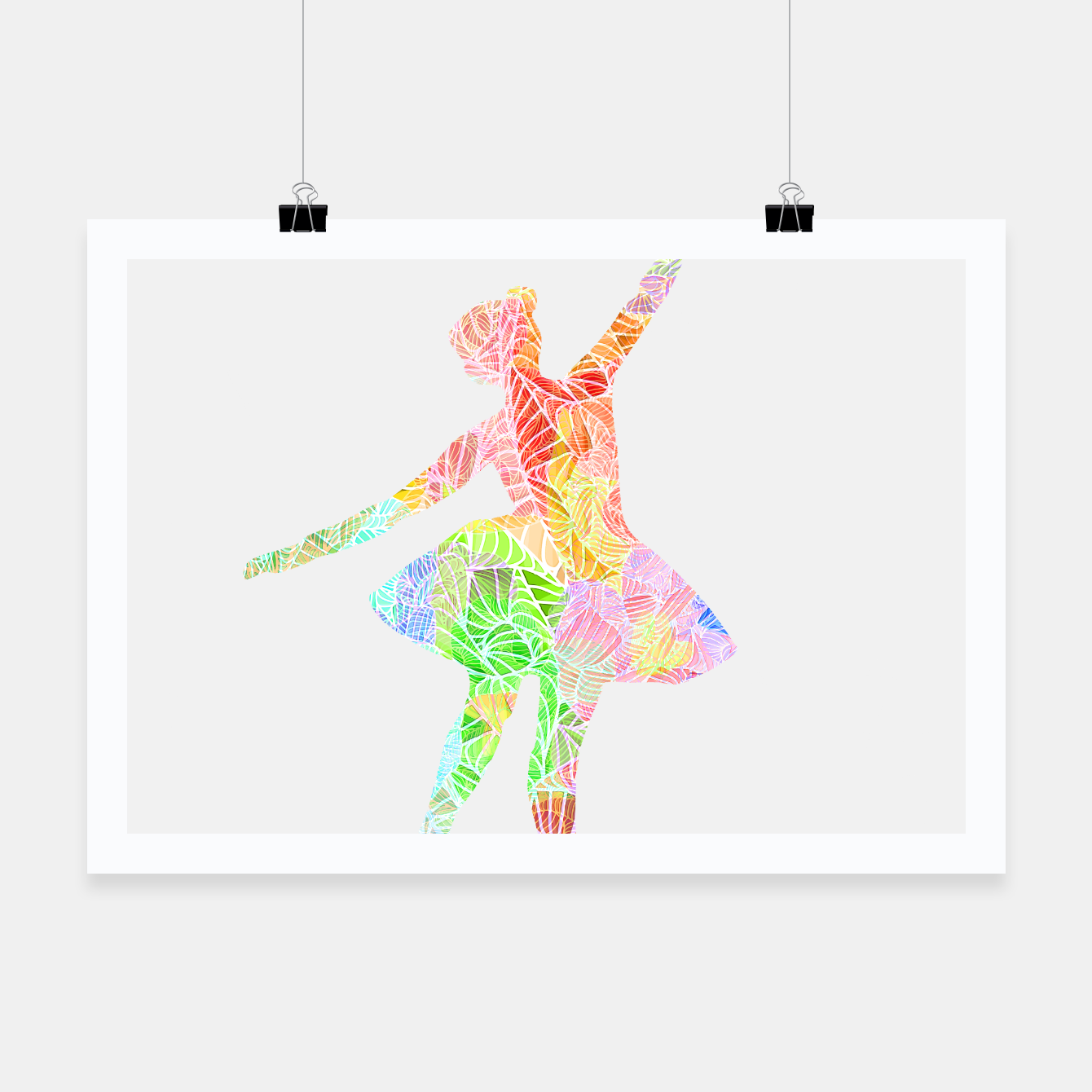 Image of blt Poster - Live Heroes