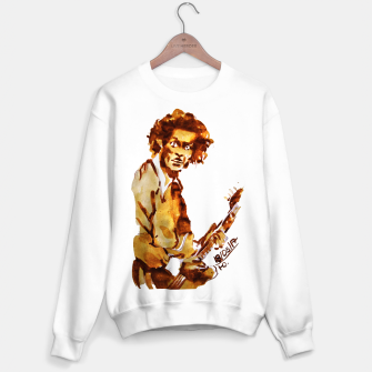 Thumbnail image of Chuck berry coffee guitar rock C Sweater regular, Live Heroes