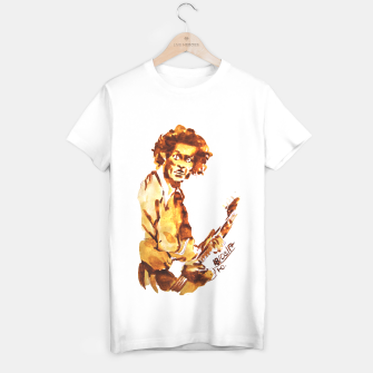 Thumbnail image of Chuck berry coffee guitar rock C T-shirt regular, Live Heroes