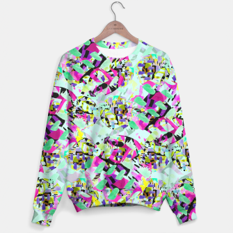 Thumbnail image of ABSTract Floral  Sweater, Live Heroes