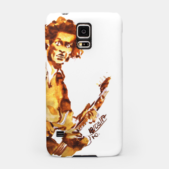 Thumbnail image of Chuck berry coffee guitar rock C Samsung Case, Live Heroes