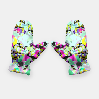 Thumbnail image of ABSTract Floral  Gloves, Live Heroes