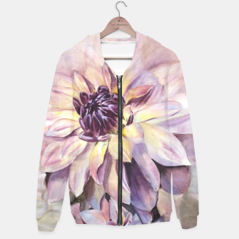 Thumbnail image of GORGEOUS DAHLIAS Hoodie, Live Heroes