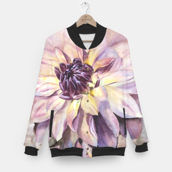 Thumbnail image of GORGEOUS DAHLIAS Baseball Jacket, Live Heroes