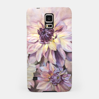 Thumbnail image of GORGEOUS DAHLIAS Samsung Case, Live Heroes