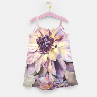 Thumbnail image of GORGEOUS DAHLIAS Girl's Dress, Live Heroes