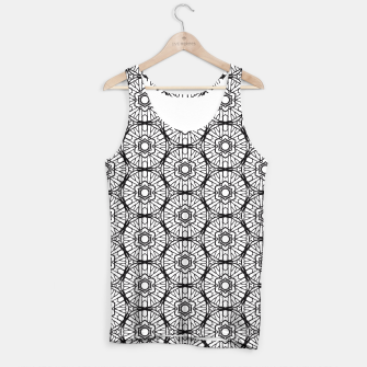 Thumbnail image of Black and white Tank Top, Live Heroes