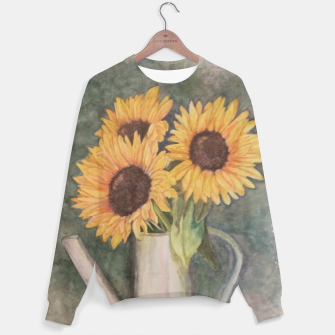 Thumbnail image of HAPPY SUNFLOWERS Sweater, Live Heroes