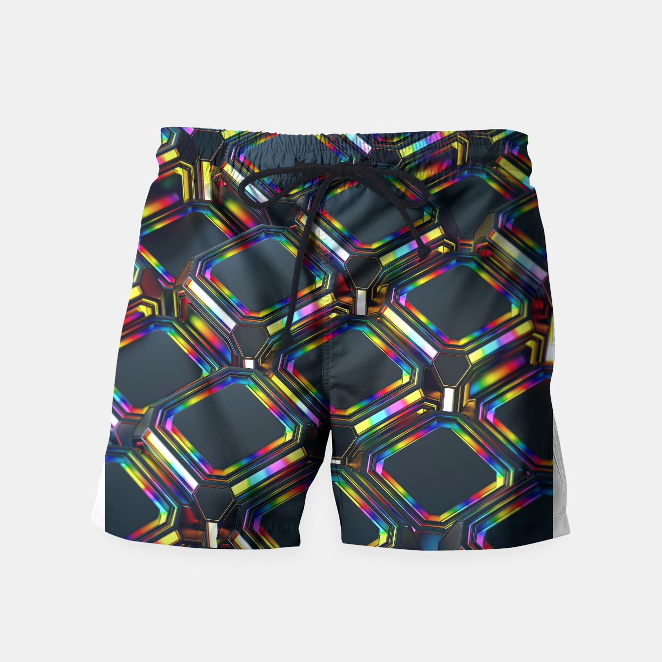 Image of Step Swim Shorts - Live Heroes