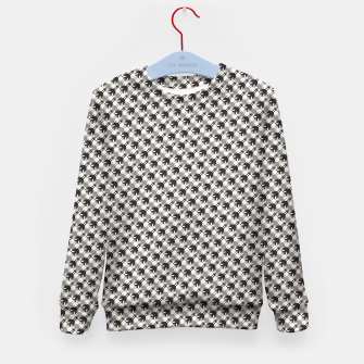 Thumbnail image of JET CAMOU Kid's Sweater, Live Heroes