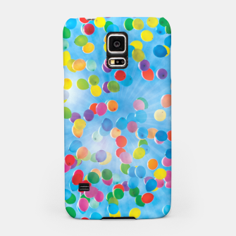 Thumbnail image of BALLOONS Samsung Case, Live Heroes