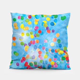 Thumbnail image of BALLOONS Pillow, Live Heroes
