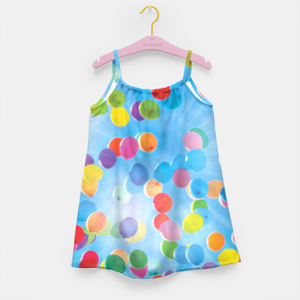 Thumbnail image of BALLOONS Girl's Dress, Live Heroes