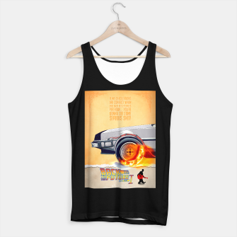 Thumbnail image of Back to the Future - Minimal Movie - Part 1 of 3 Alternative Tank Top regular, Live Heroes
